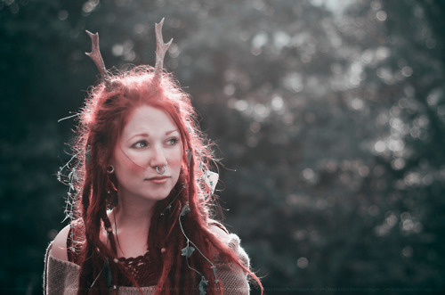 Soul Spirit Pendant The Wild Wood Priestess
