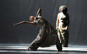 Akram Khan Dance Company, from the Vertical Road tour