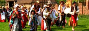 kentwell hall may day
