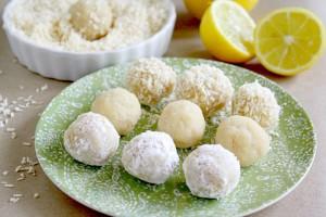 lemon balls