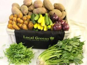 local greens
