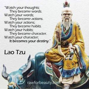 watch your thoughts lao tzu