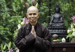Thich Nhat Hanh by Kelvin Cheuk