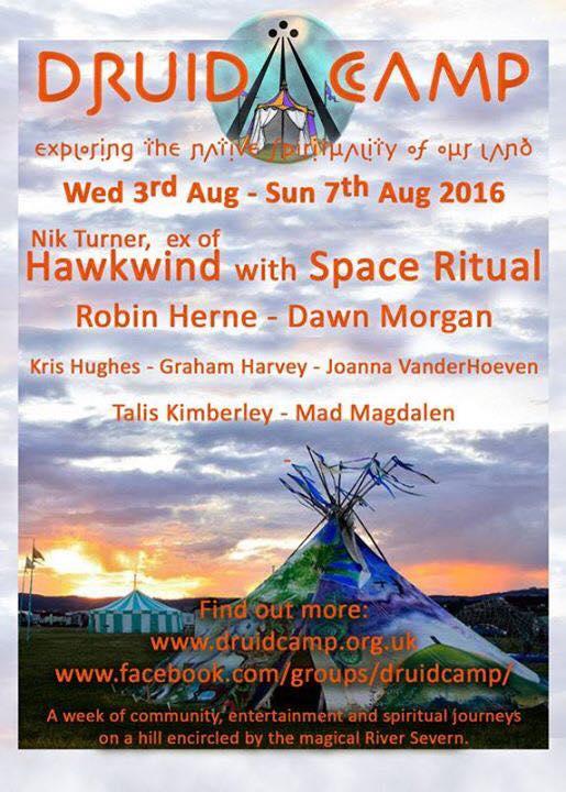 Druid Camp 2016