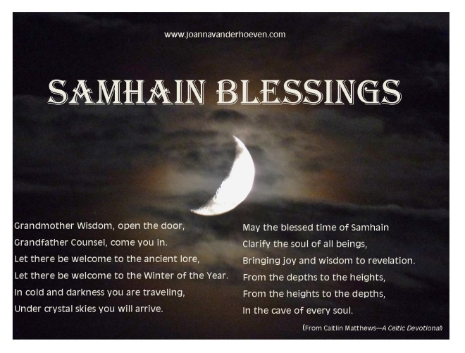 Image result for samhain blessings