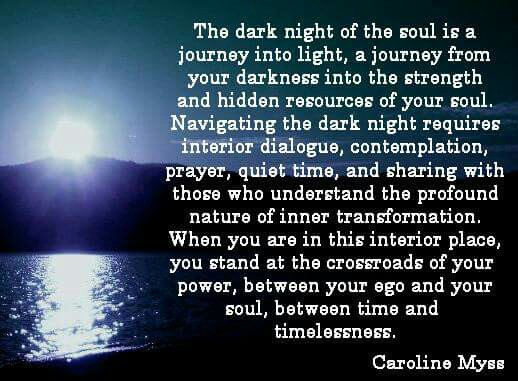 dark night soul