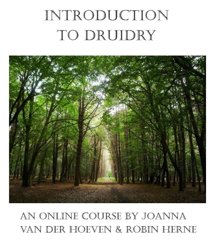 Intro to Druidry Course Banner