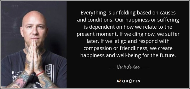 suffering mark levine