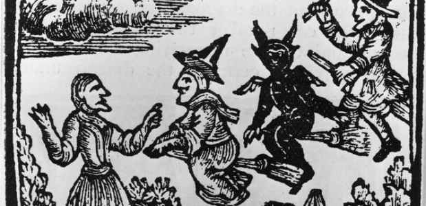 Witches and Brooms – Sex Magic/Sexual Fantasy Or Something FarGreater?